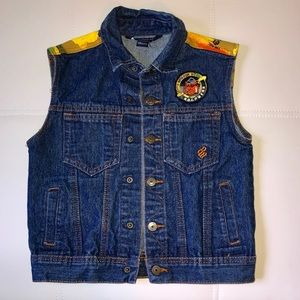 Vintage boys Rocawear Jacket in new condition